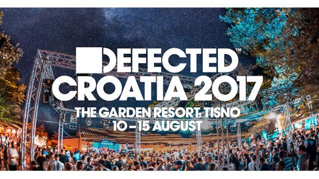 Defected music festival 2017 – Tisno