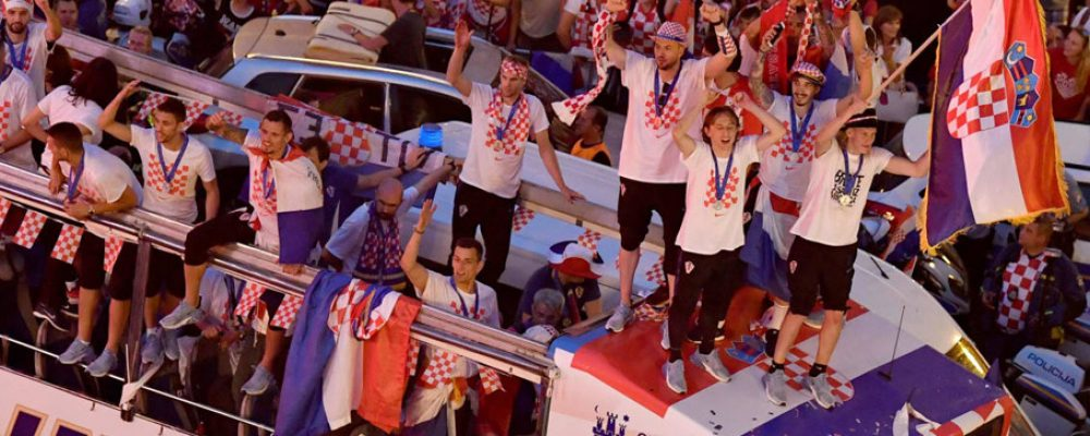 2018 FIFA WORLD CUP – CROATIA