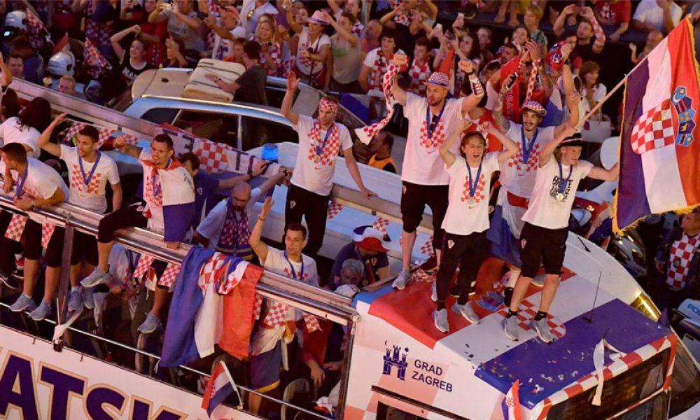 2018 FIFA WORLD CUP – CROATIA